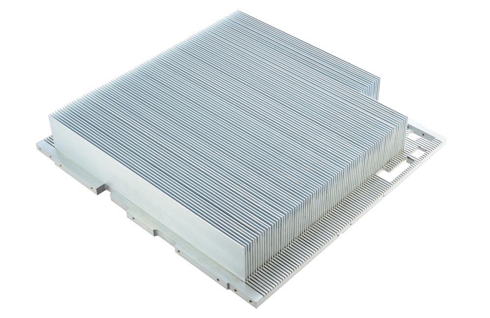 Tran-Tec Corporation - Bonded Fin Heat Sinks